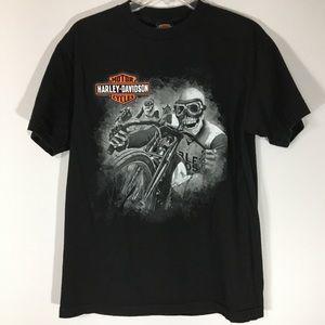 Harley-Davidson Dealer Graphic T Shirt